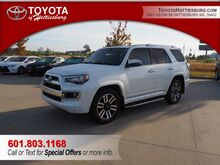 2017_Toyota_4Runner_Limited_ Hattiesburg MS