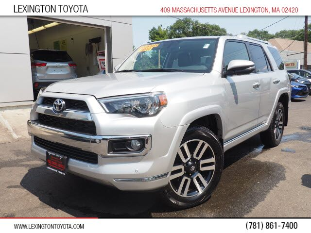 2017 Toyota 4Runner Limited Lexington MA