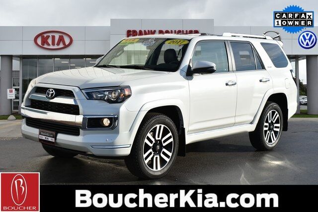 2017 Toyota 4Runner Limited Racine WI