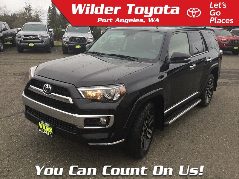 2017 Toyota 4Runner Limited Port Angeles WA