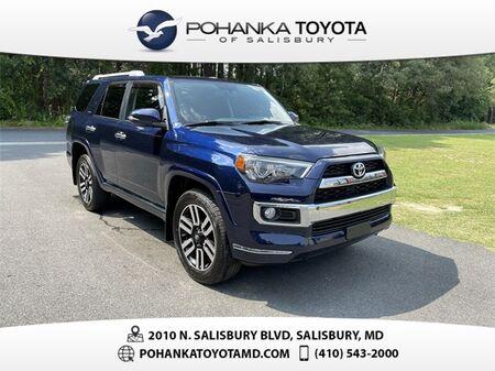 2017_Toyota_4Runner_Limited_ Salisbury MD