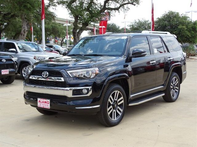toyota 4 runner limited 2017. Black Bedroom Furniture Sets. Home Design Ideas