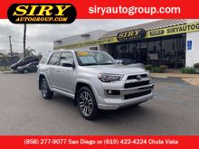 2017_Toyota_4Runner_Limited_ San Diego CA