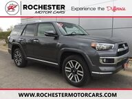 2017 Toyota 4Runner Limited Third Row Seat Rochester MN