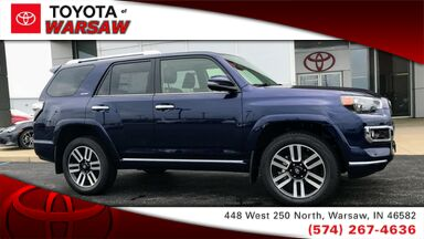 2017_Toyota_4Runner_Limited_ Warsaw IN