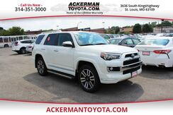 2017_Toyota_4Runner_Limited_ St. Louis MO