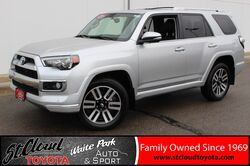 2017_Toyota_4Runner_Limited_ St. Cloud MN