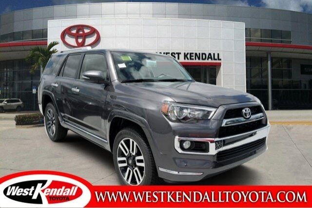 2017_Toyota_4Runner_Limited_ Miami FL