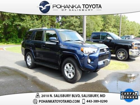 2017_Toyota_4Runner_SR5 CERTIFIED_ Salisbury MD