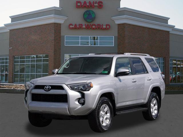 2017 Toyota 4Runner SR5 Bridgeport WV