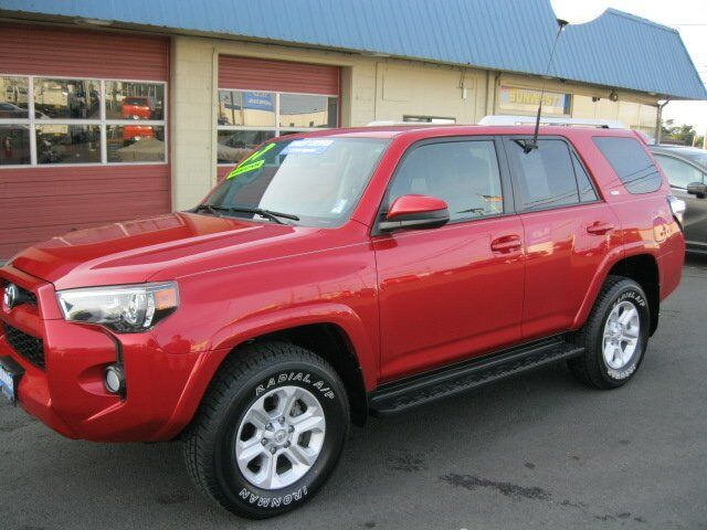2017 Toyota 4Runner SR5 Newport OR