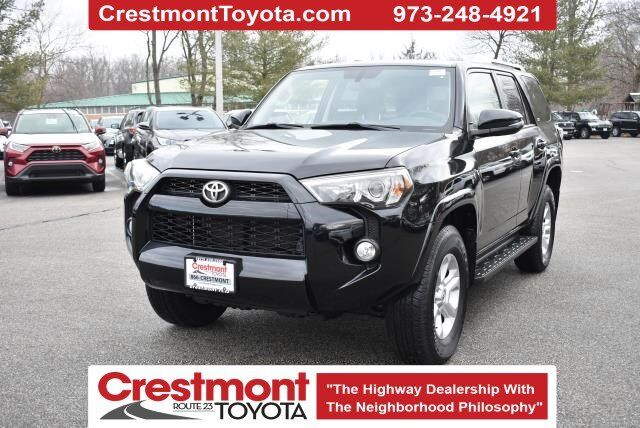 2017 Toyota 4Runner SR5 Premium Pompton Plains NJ