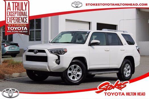 2017_Toyota_4Runner_SR5 Premium_ Aiken SC