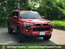 2017 Toyota 4Runner SR5 South Burlington VT
