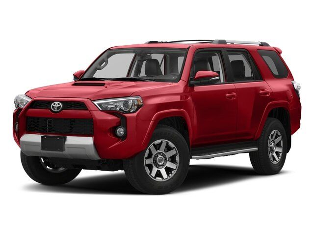2017 Toyota 4Runner TRD Off Road 4X4 Moline IL