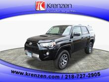 2017_Toyota_4Runner_TRD Off Road_ Duluth MN