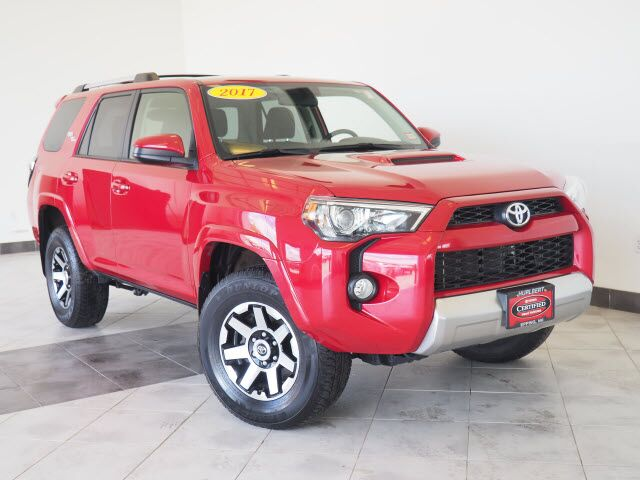 2017 Toyota 4Runner TRD Off-Road Epping NH