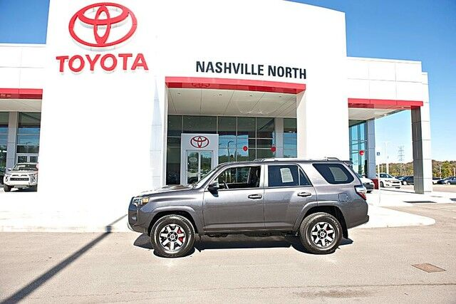 2017 Toyota 4Runner TRD Off Road Nashville TN