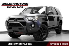 2017_Toyota_4Runner_TRD Off Road Premium 4WD Clean Carfax_ Addison TX
