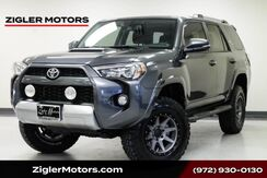 2017_Toyota_4Runner_TRD Off Road Premium 4WD Lifted! Wheels, Tires!One Owner low mi_ Addison TX