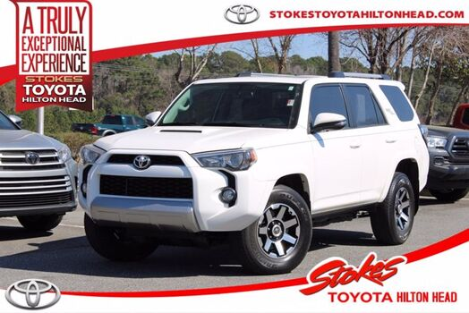 2017_Toyota_4Runner_TRD Off Road Premium_ Aiken SC