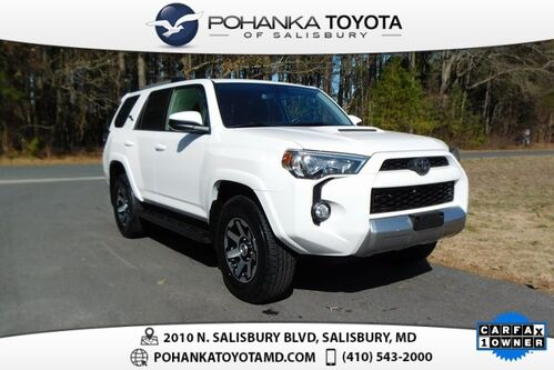 2017_Toyota_4Runner_TRD Off-Road_ Salisbury MD