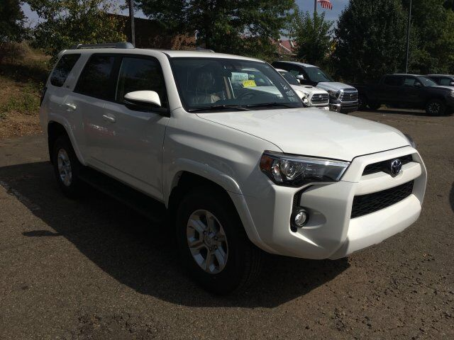 2017 Toyota 4Runner  Cranberry Twp PA