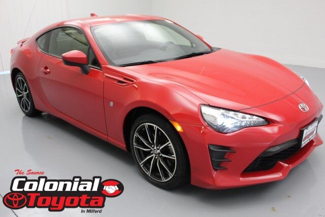 2017 Toyota 86  Milford CT