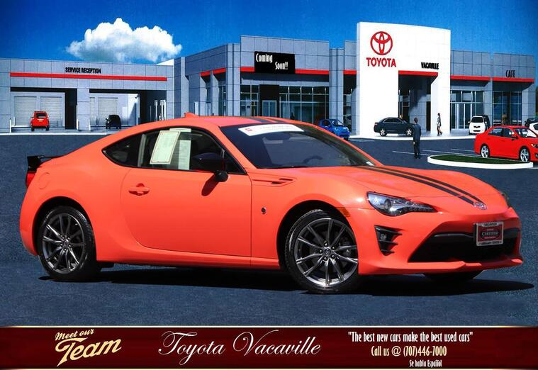 2017 Toyota 86 860 Special Edition Coupe Vacaville CA