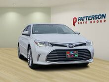 2017_Toyota_Avalon_4DR SDN LIMITED_ Wichita Falls TX