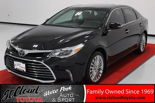 2017 Toyota Avalon Limited St. Cloud MN