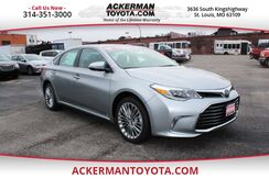 2017_Toyota_Avalon_Limited_ St. Louis MO