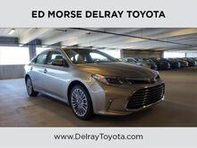 2017_Toyota_Avalon_Limited_ Delray Beach FL