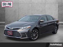 2017_Toyota_Avalon_XLE Premium_ Roseville CA