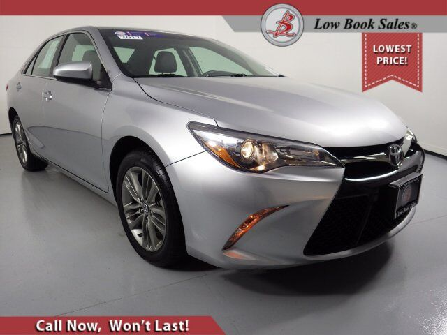 Lake City Toyota >> 2017 Toyota Camry Se Salt Lake City Ut 28974587