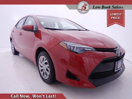 2017 Toyota COROLLA LE Salt Lake City UT