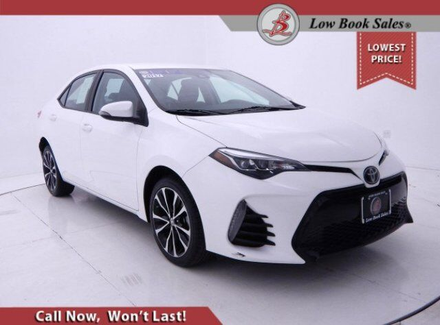 2017 Toyota COROLLA SE Salt Lake City UT