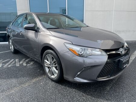 2017_Toyota_Camry_** SUNROOF ** ONE OWNER **_ Salisbury MD