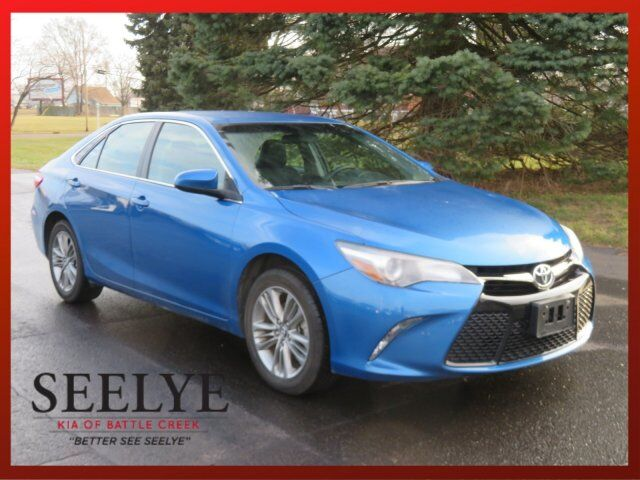 2017 Toyota Camry  Battle Creek MI
