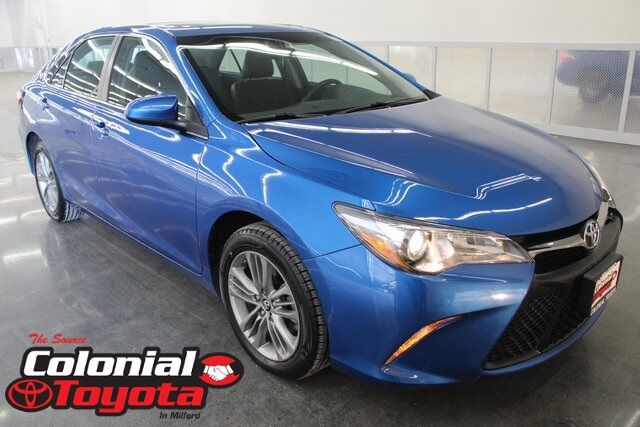 2017 Toyota Camry  Milford CT
