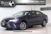 2017 Toyota Camry Hybrid LE - HEATED LEATHER SEATS SUN ROOF BACKUP CAMERA NAVIGATION POWER ADJUSTABLE SEATS ECO MODES BLUETOOTH CONNECTIVITY