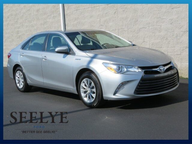 2017 Toyota Camry Hybrid LE Battle Creek MI