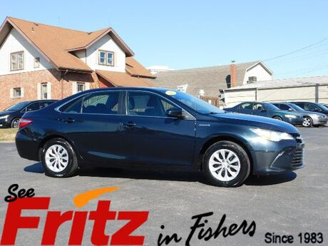 2017 Toyota Camry Hybrid LE Fishers IN