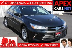 2017_Toyota_Camry_Hybrid LE_ Fremont CA