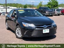 2017 Toyota Camry Hybrid LE South Burlington VT