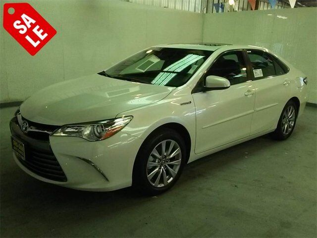 2017 Toyota Camry Hybrid XLE Oroville CA