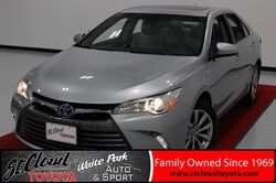 2017_Toyota_Camry_Hybrid XLE_ St. Cloud MN