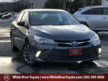 2017 Toyota Camry Hybrid XLE White River Junction VT