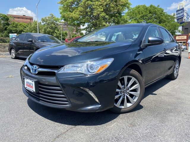 2017 Toyota Camry Hybrid XLE Worcester MA