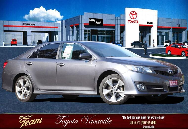 2017 Toyota Camry Hybrid Xle Sedan Vacaville CA